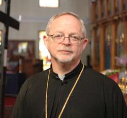 Fr. Antony Portrait