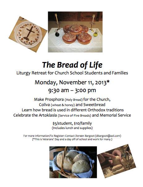 Bread of Life Retreat
