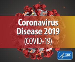 Covid-19 Image from CDC