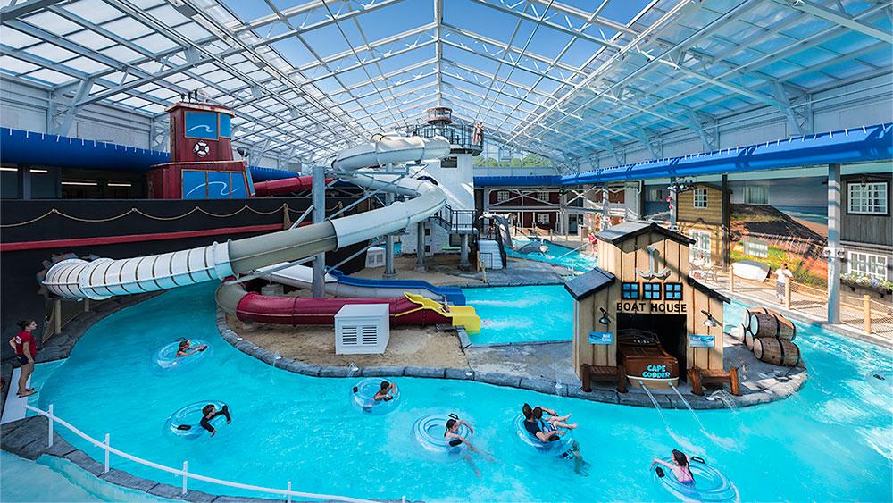 Cape Codder Indoor Water Park